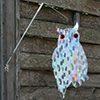 Visual Bird Deterrents