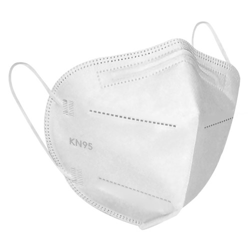 One Case of 1,000 KN95 Masks · 5-Layer Fold-Flat-962