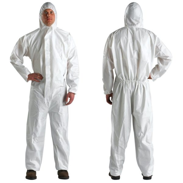 XX-Large Coverall · Disposable & Very Lightweight-0